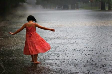 Φοβάται ο βρεγμένος τη βροχή?